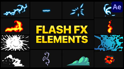 Flash FX Pack 05 | After Effects 30958506 - Project & Script (Videohive)