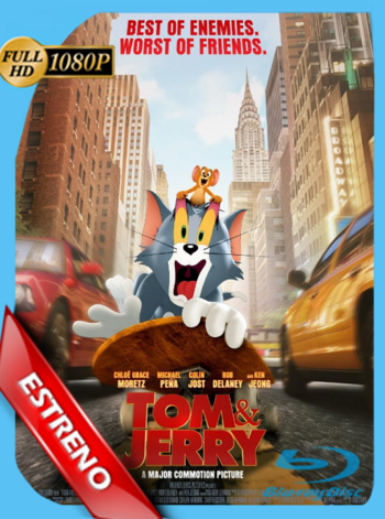 Tom y Jerry (2021) HMAX WEB-DL [1080p] Latino [GoogleDrive] [zgnrips & Ivan092]
