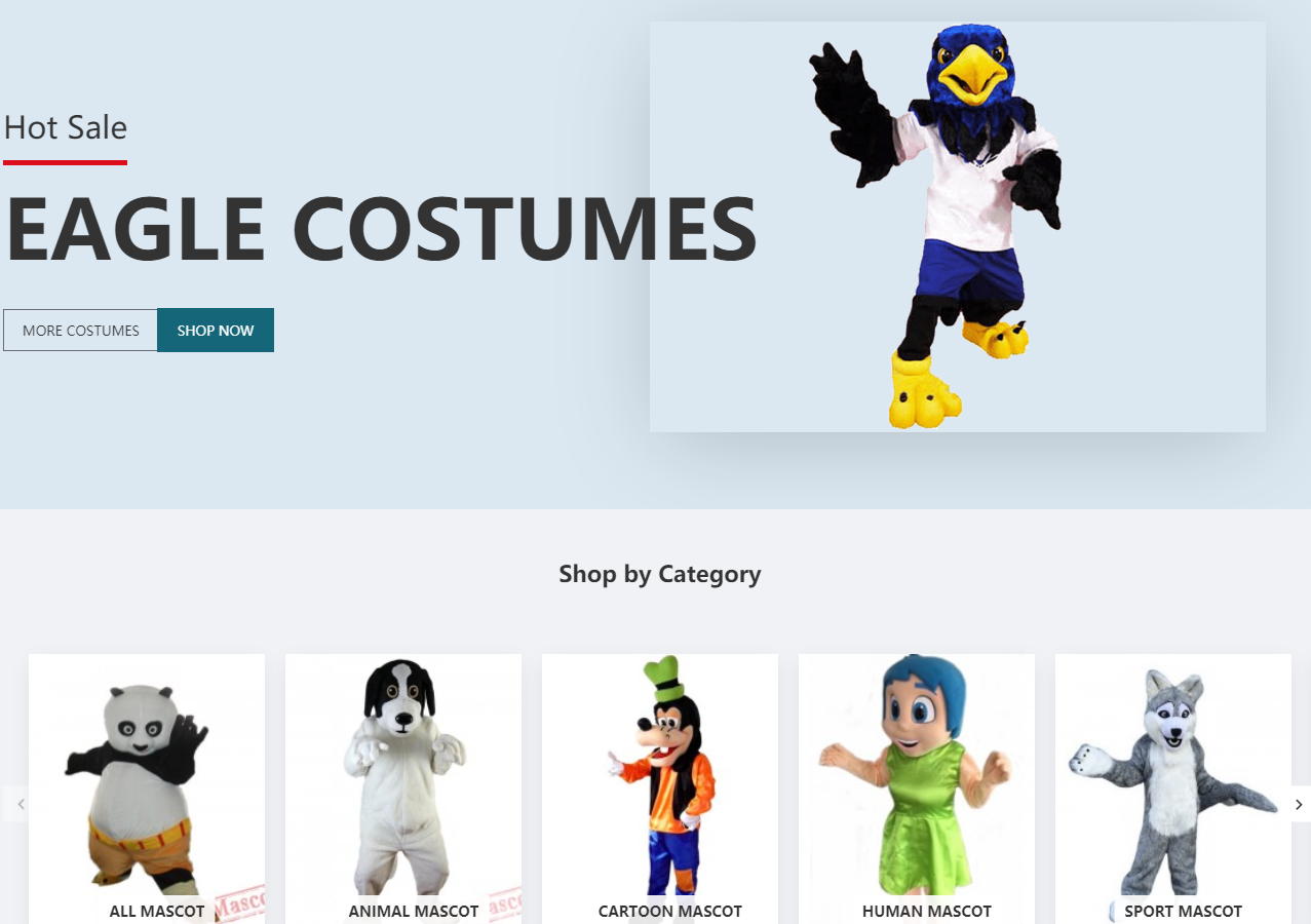 Joy Mascot Costumes Announces An Attractive Range Of Mascot Costumes & Disney Costumes For Adults At Cheap Prices