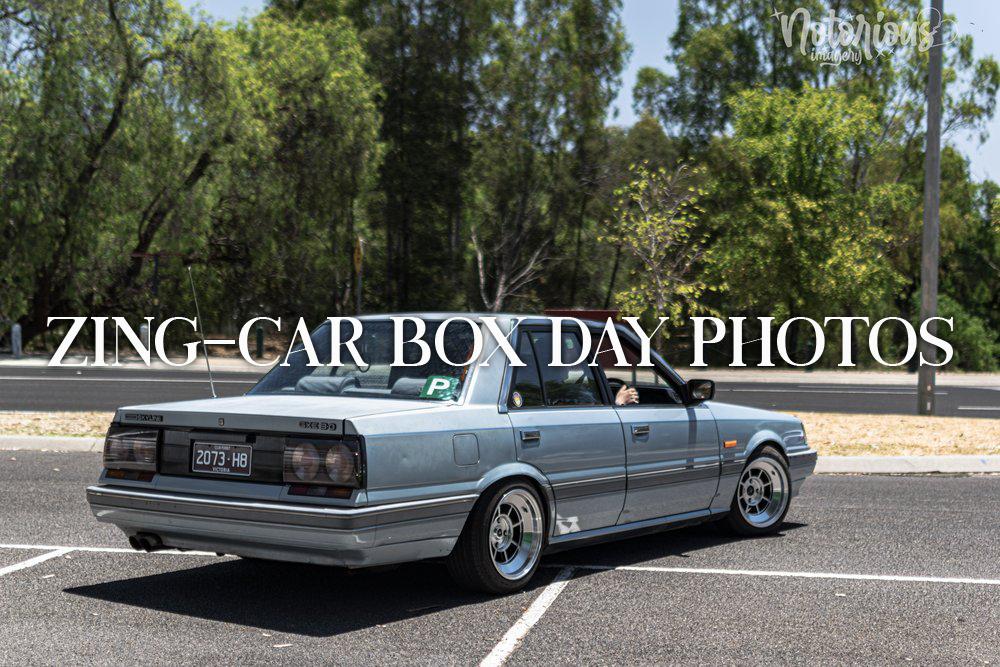 Zing-Car Box Day