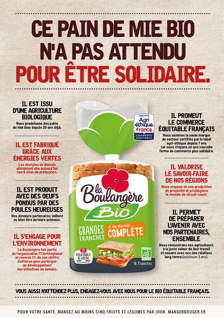 Campagne La Boulangère