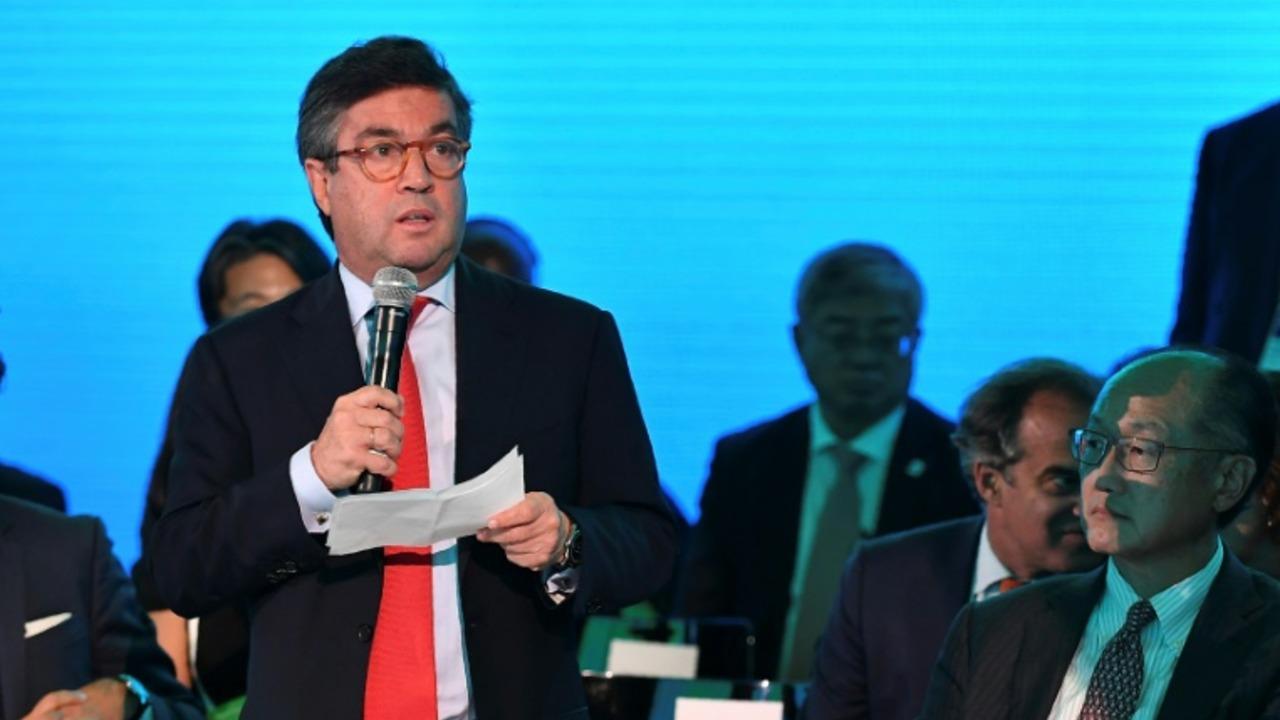 Jefe del BID se dice dispuesto a trabajar con el presidente interino de Venezuela