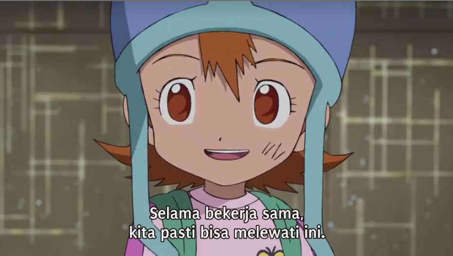 Digimon Adventure 2020 Episode 17 Subtitle Indonesia