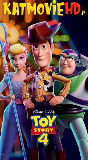 Toy Story 4 (2019) Full Movie 480p 720p HD CamRip (In English)