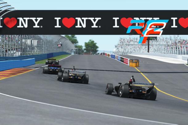 VRC Indycar 2020 - Round 9 - Watkins Glen