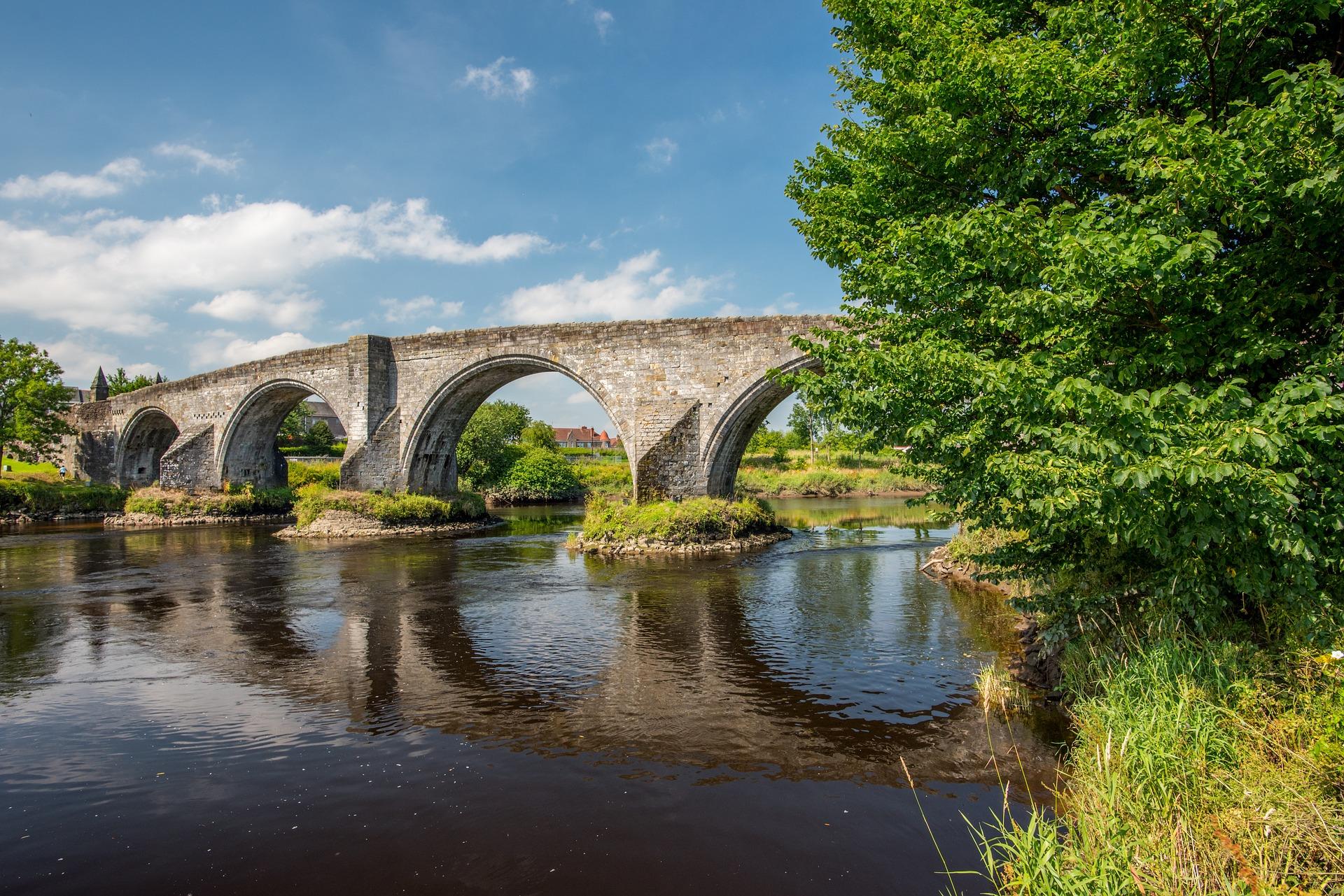 stirling bridge itinerary Scotland