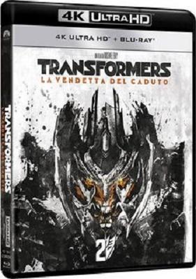 Transformers 2 - La Vendetta Del Caduto (2009) FullHD 1080p UHDrip HDR10 HEVC AC3 ITA + E-AC3 ENG
