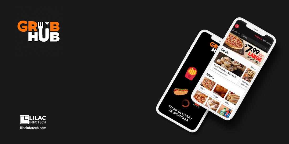 ondemand food delivery app development agency in kerala