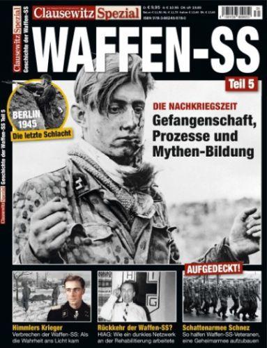 Cover: Clausewitz Das Magazin für Militärgeschichte Spezial No 35 Oktober 2021