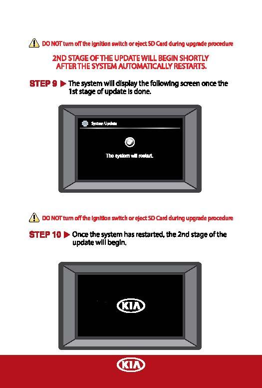 Kia UVO/Navigation Software Upgrade Website - US or Canada | Kia