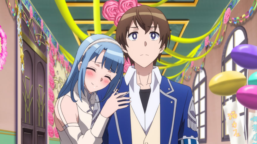 Download Tsuujou Kougeki ga Zentai Episode 7 Subtitle Indonesia