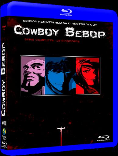 Cowboy Bebop (1998) x265 10 Bits 1080p Latino
