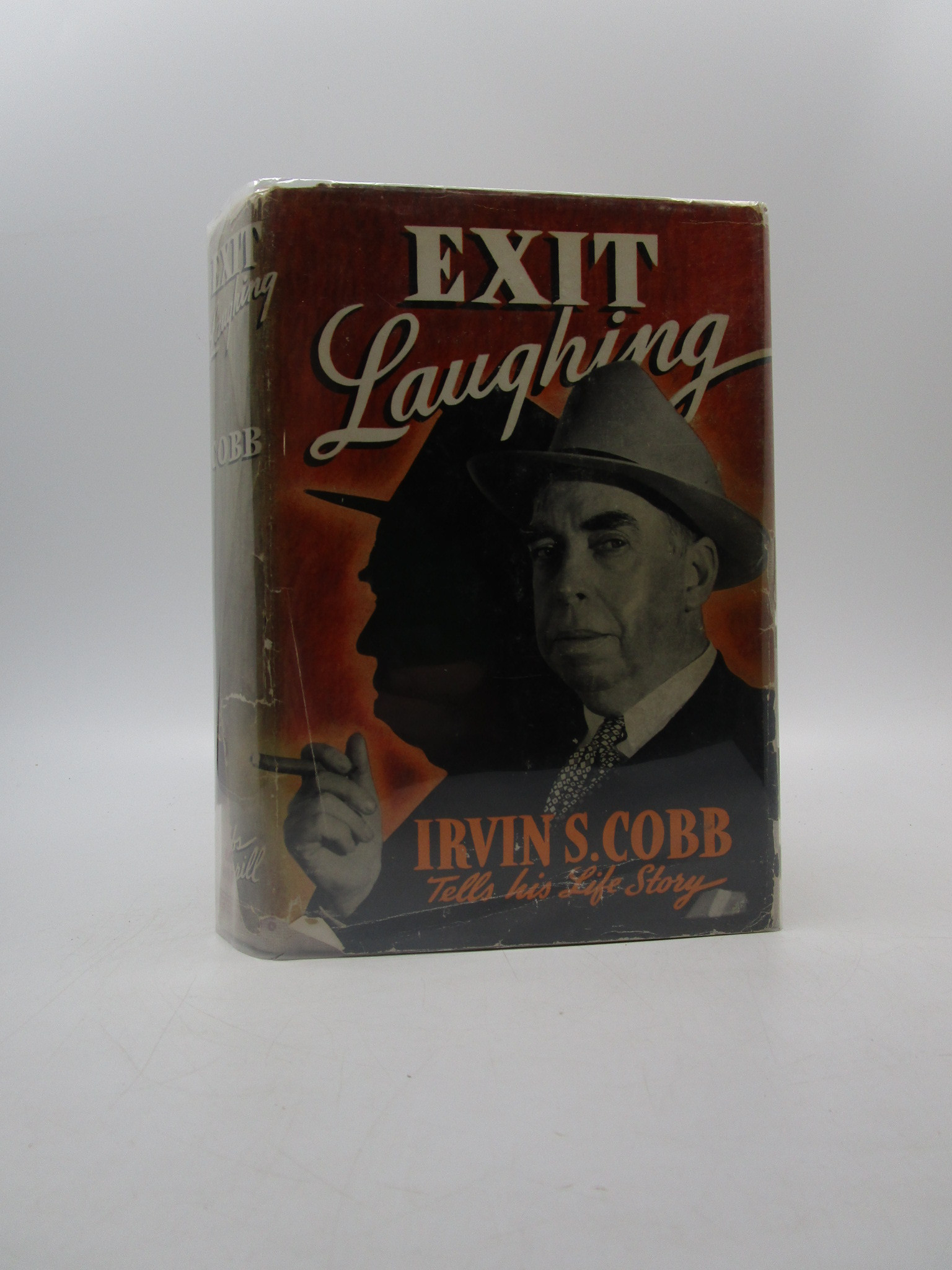 Image for Exit Laughing (signed)