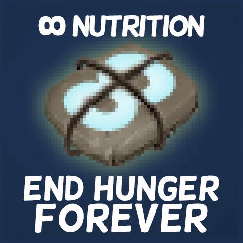 Infinity Food / Бесконечная еда!