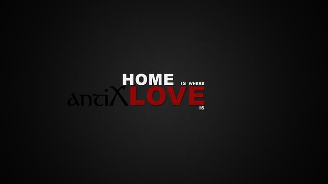 anti-X-Love