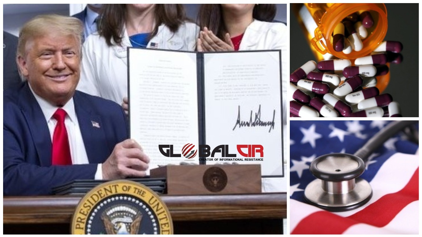 PREDSJEDNIK TRAMP ISPUNIO JOŠ JEDNO OBEĆANJE! U SAD-u drastično smanjene cijene lijekova na recept: 'Pacijenti će sada dobiti direktne popuste na lijekove umjesto posrednika, zaustavljamo bogaćenje globalnih kompanija preko leđa američkih građana'