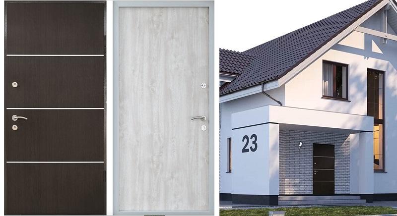 Входные двери «Страж»
