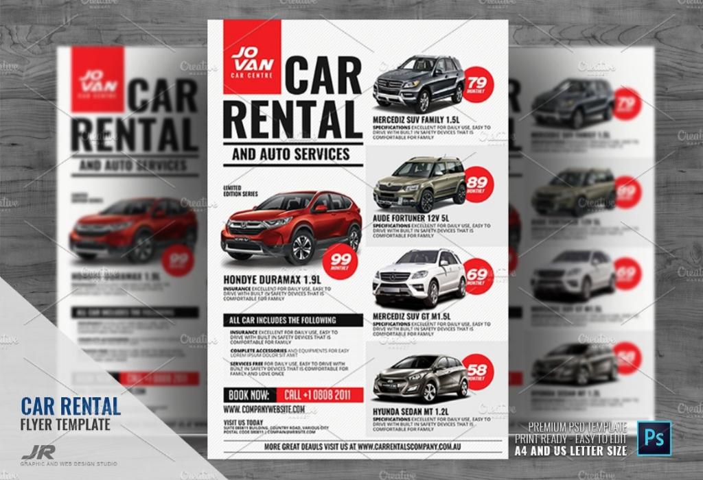 Tiago Racing Car Rental Services