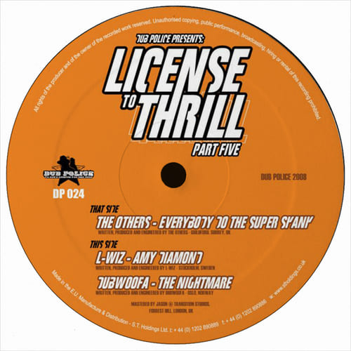 VA - License To Thrill Part Five