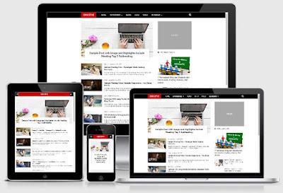cnn-style-blogger-template