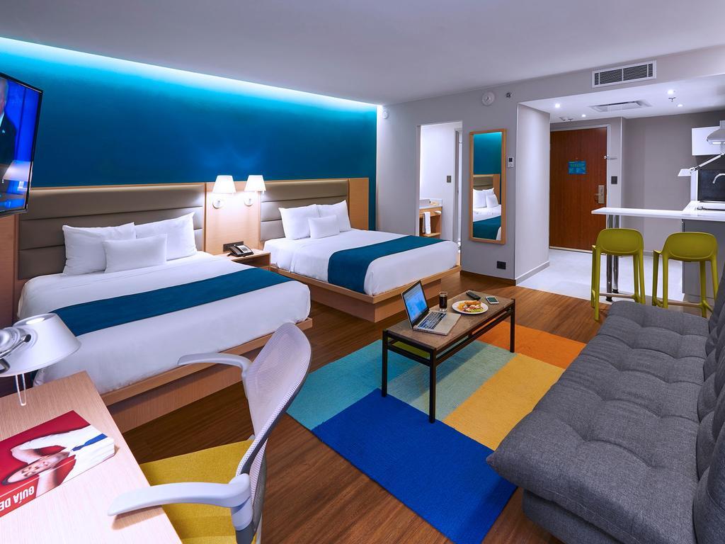 Hotel City Express Suites Playa Del Carmen