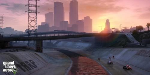 10 Lokasi GTA V yang Berdasarkan Pada Kehidupan Nyata