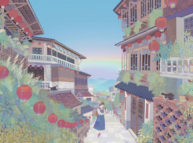 日本最大漫畫創作平台pixiv海外首展!逾80位台灣創作者作品3/2誠品信義店登場 西尾維新《物語系列》插畫繪師等優秀創作者齊聚 誠品全球獨家首賣展覽畫集 Artists-in-Taiwan