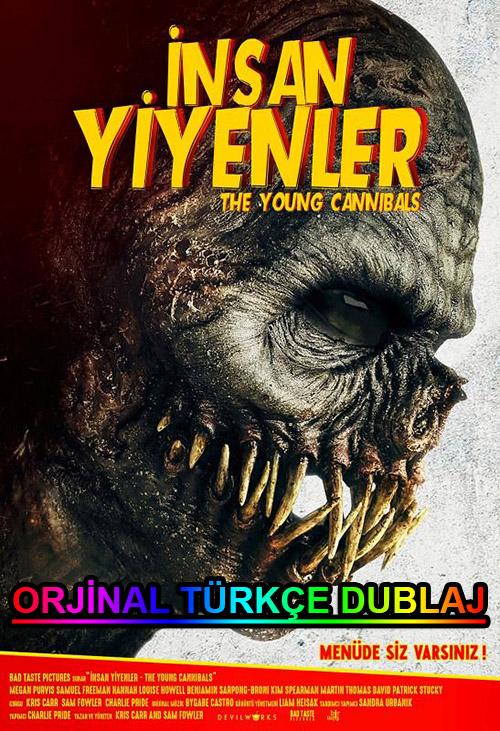 İnsan Yiyenler | The Young Cannibals | 2020 | WEB-DL | XviD | Türkçe Dublaj | m720p - m1080p | WEB-DL | Dual | TR-EN | Tek Link
