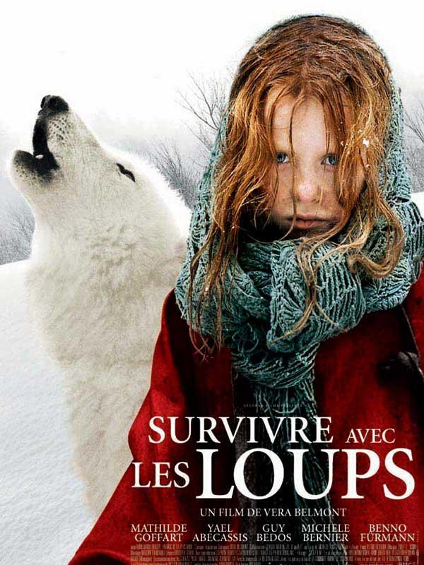 გადარჩენა მგლებთან SURVIVRE AVEC LES LOUPS