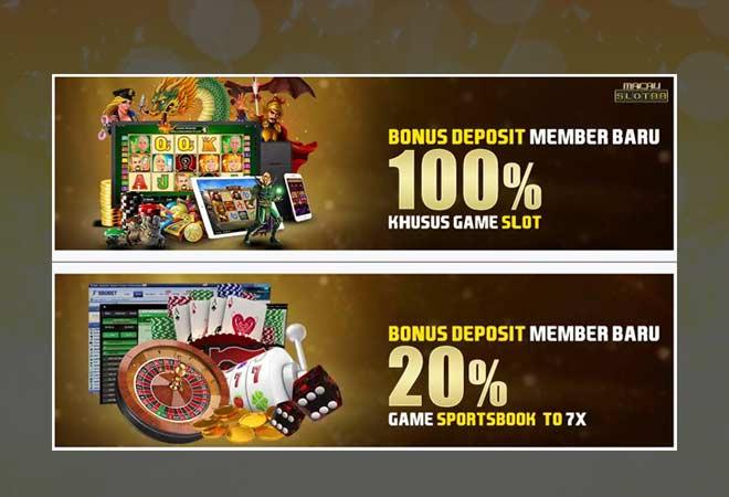 Bonus Deposit Slot New Member