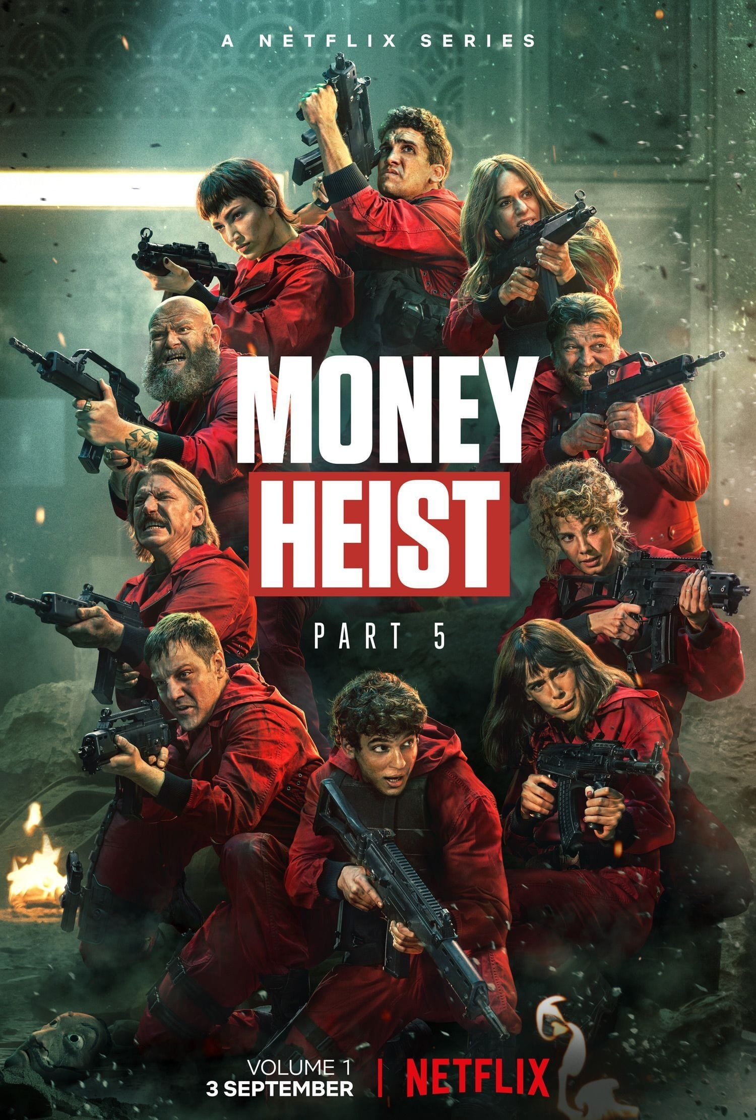 Money Heist [S5 Added]
