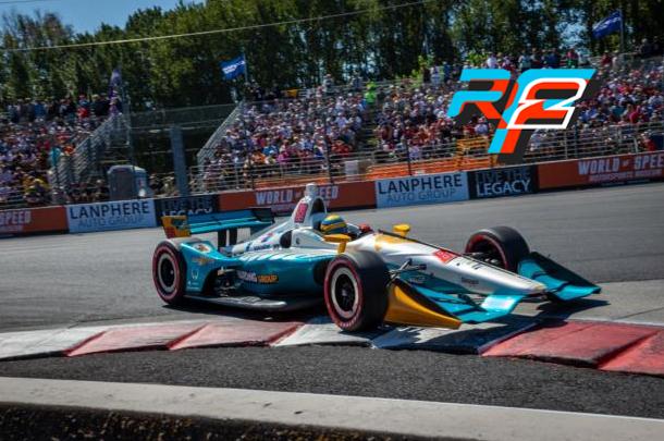 VRC Indycar 2018 - Round 11 - Portland