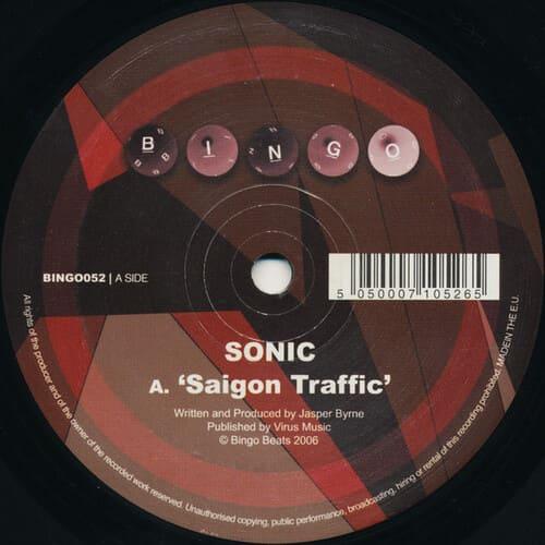 Download Sonic - Saigon Traffic / Dreamscape mp3