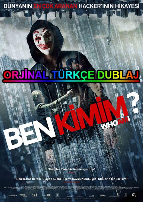 Ben Kimim? | Who Am I | 2015 | BDRip | XviD | Türkçe Dublaj | m720p - m1080p | BluRay | Dual | TR-EN | Tek Link