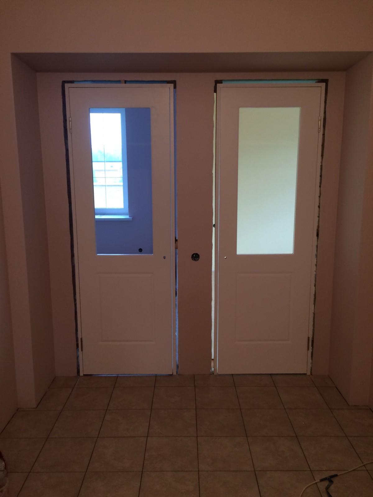 Hall-bedroom-doors