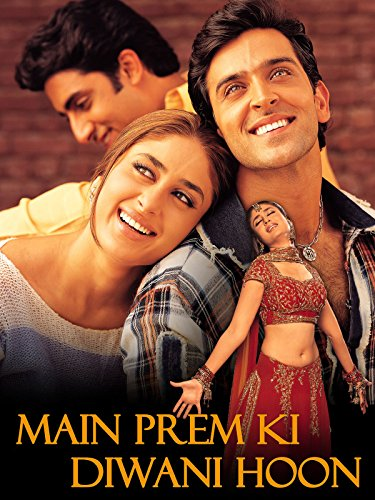 Main Prem Ki Diwani Hoon (2003) Hindi 720p WEB-DL H264 AC3 1.5GB ESubs