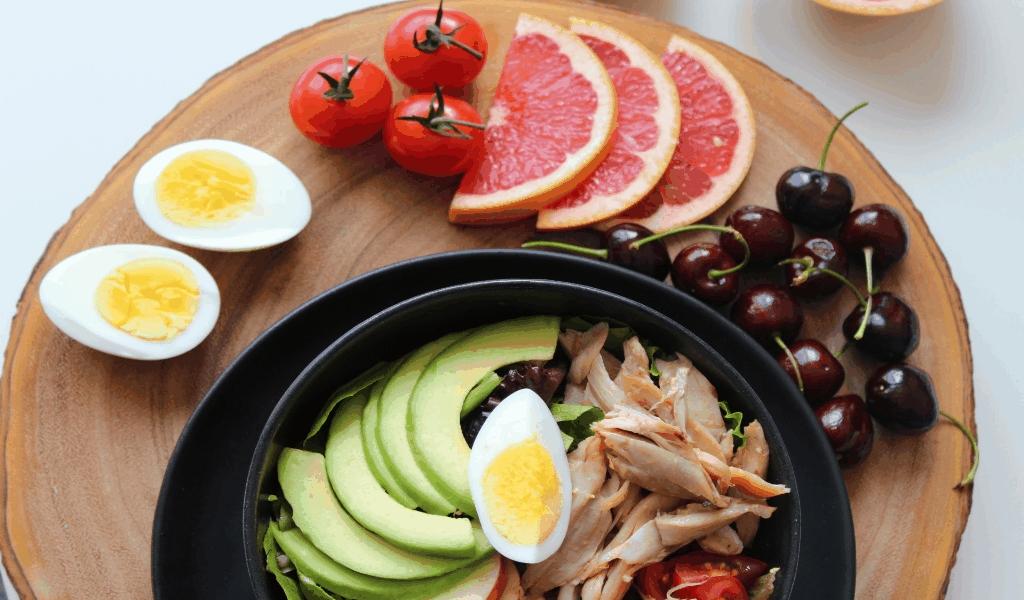 Finding Health Foods