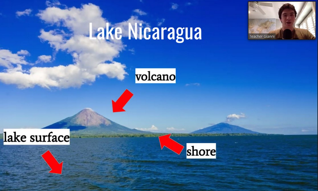 Enrichment: Lake Nicaragua