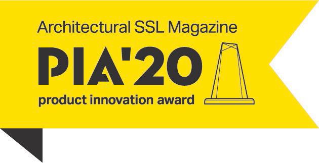 PIA 20, architectural SSL magazine, product innovation award