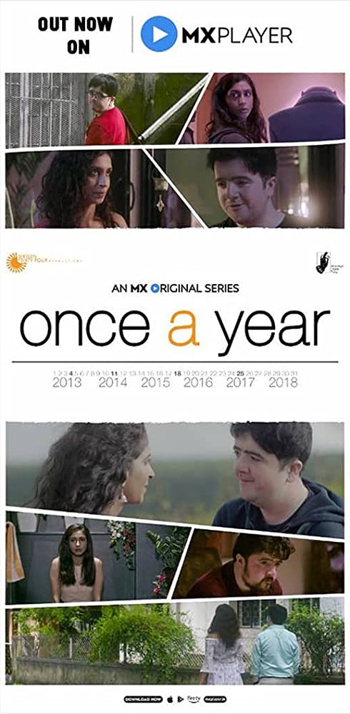 Once a Year 2020 S01 Complete Hindi MX Player Web Series 720p WEB-DL 1.4GB
