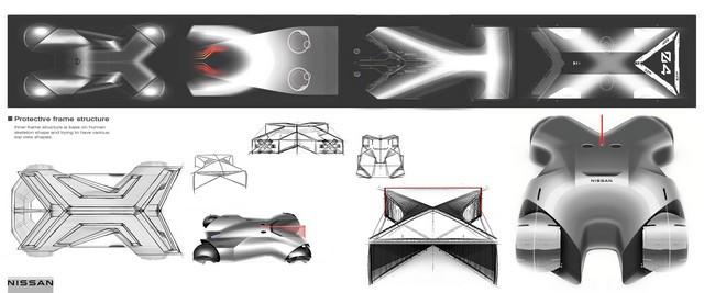 Nissan « GT-R(X) 2050 » : Le Projet D'un Stagiaire Devient Réalité 17-Nissan-JB-Choi-Final-08-DEC2020-5-source