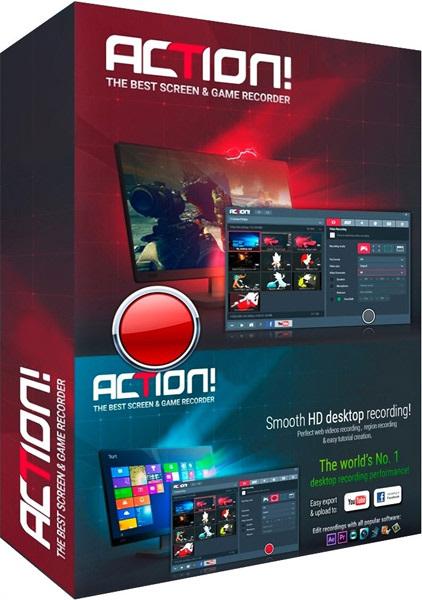 Mirillis Action! 4.22.0.0 Final + Portable