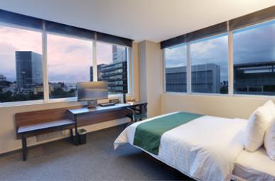 Hotel City Express Suites Santa Fé México