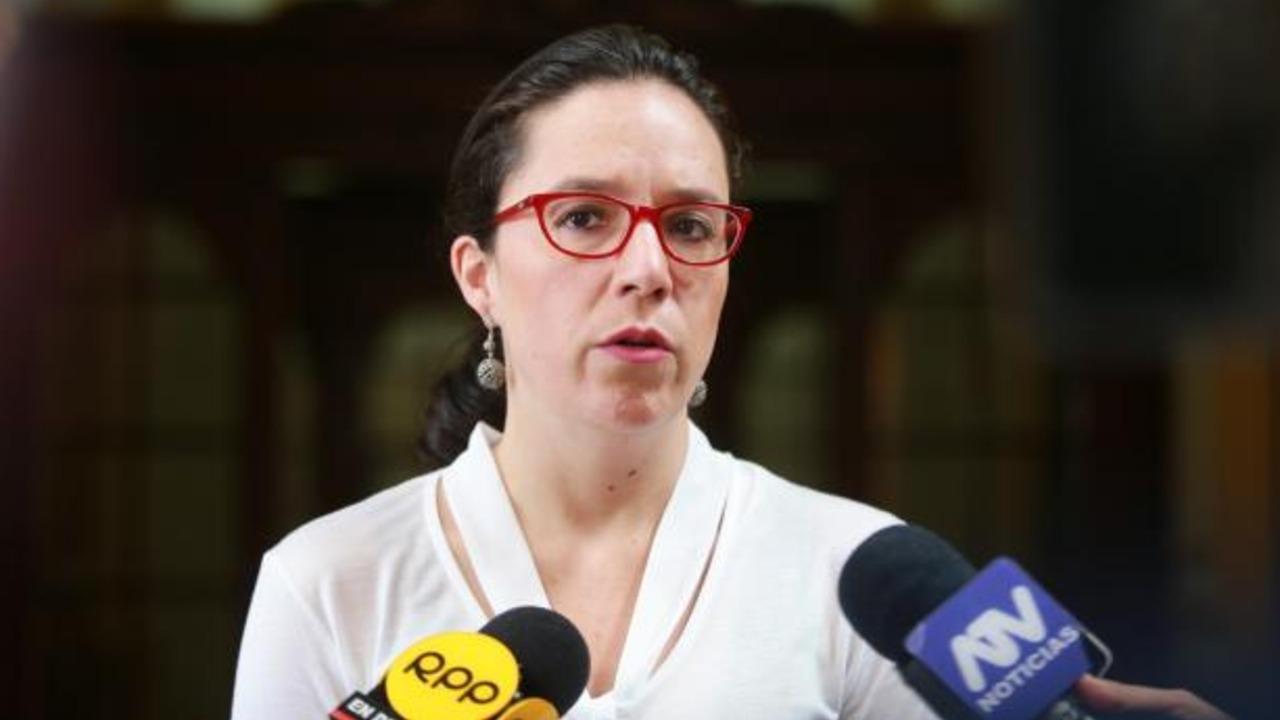 Marisa Glave lamentó que Vizcarra