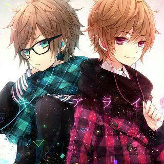 Elijah and Evan