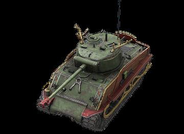 Премиум танк Рудольф World of Tanks Blitz