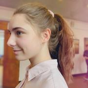 Пример резинки для волос