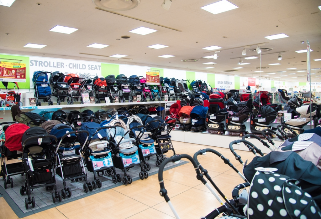 Nation of Wimps Baby Store