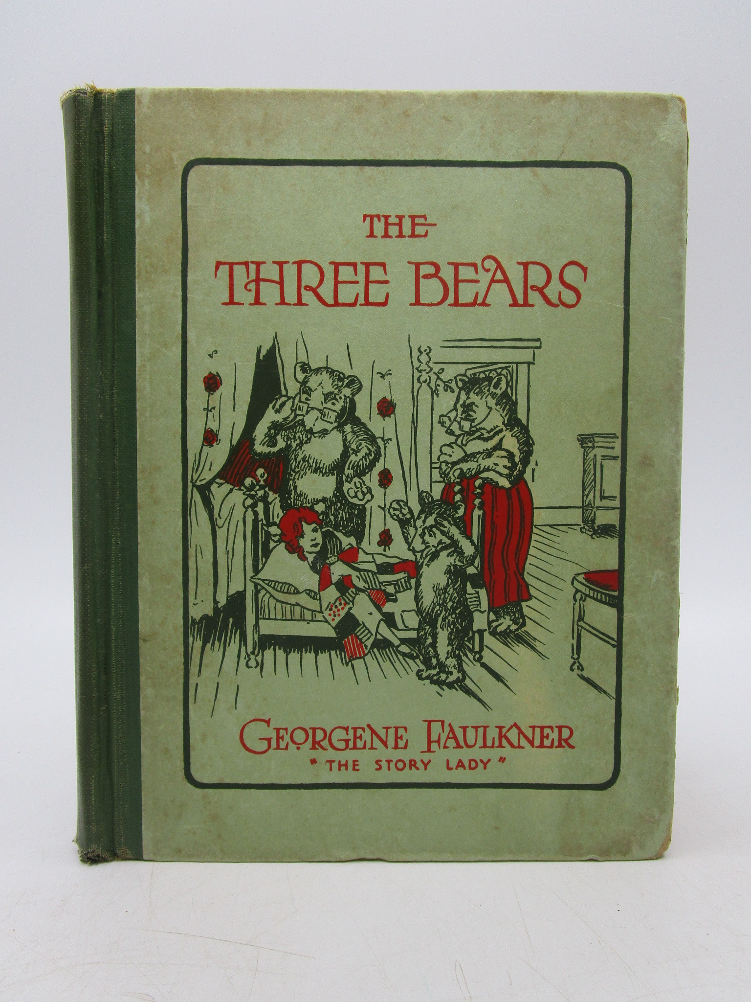 Image for The Three Bears; Fairy Tales from the World Over