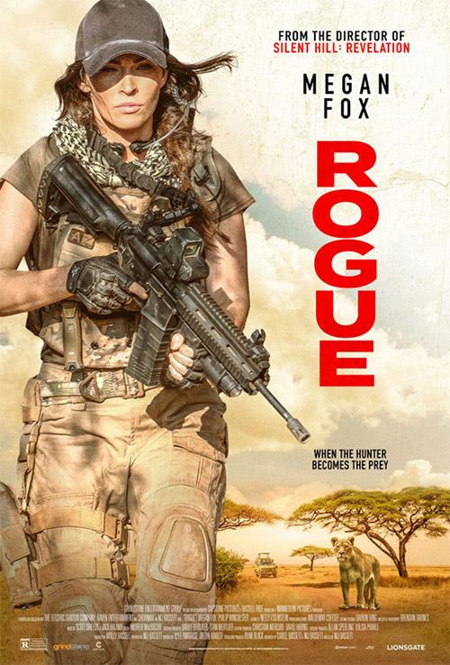 Rogue | 2020 | m720p - m1080p | BluRay | Türkçe Altyazılı | Tek Link